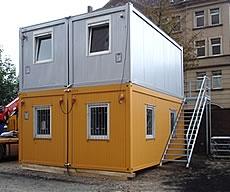 Container Mieten Baucontainer Burocontainer Mieten Und