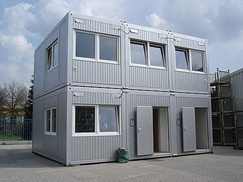 Container Verkauf Containeranlage Burocontainer Mieten Und