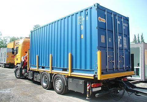 Container Verkauf / Seecontainer / Bürocontainer mieten und ...